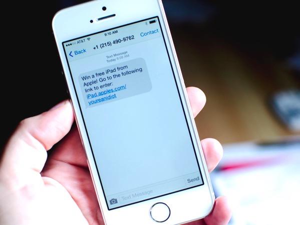 Como acabar com SPAM no celular?