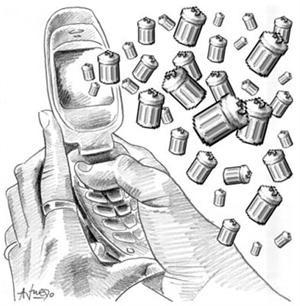 SMS via mensagens, quem aguenta isso?