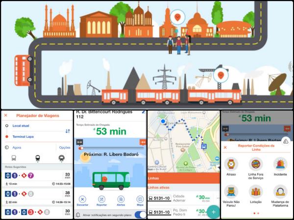 Moovit - Informações sobre transporte público