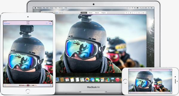 Como exportar fotos e vídeos para o iPhone e iPad