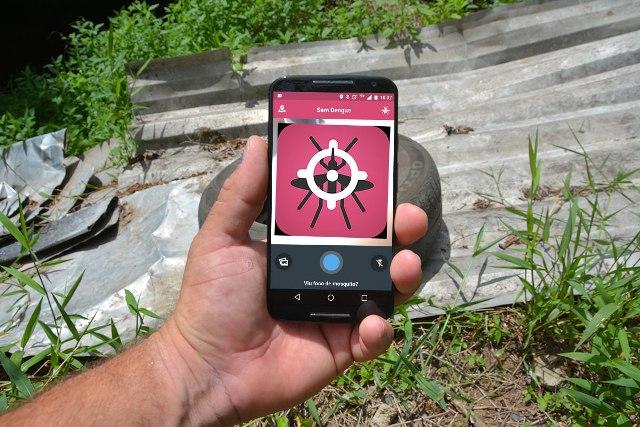 Tecnologia móvel para ajudar no combate ao Aedes Aegypti