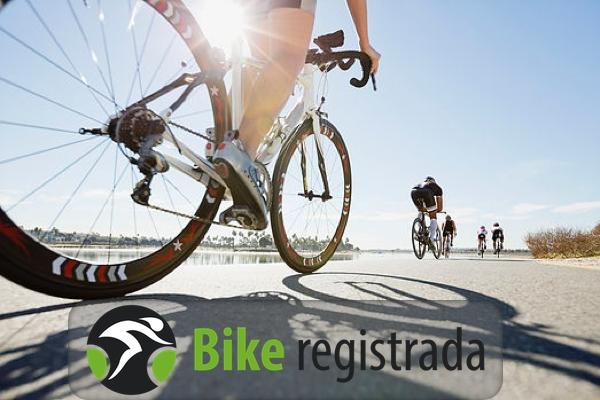 Bike registrada - Aplicativo ajuda a recuperar bicicletas roubadas