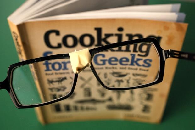 Cozinha é ambiente geek?
