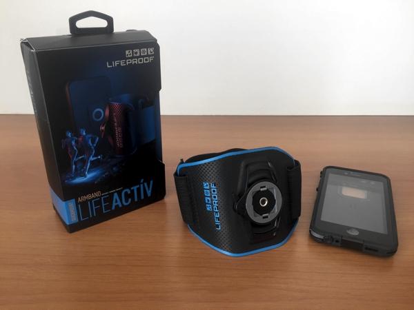 LifeActív - A melhor braçadeira esportiva para smartphones