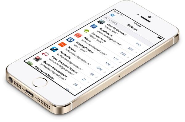 RunGap - aplicativo para sincronizar dados entre diversos outros aplicativos