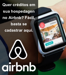 Quer desconto em sua primeira hospedagem no Airbnb? Cadastre-se aqui.