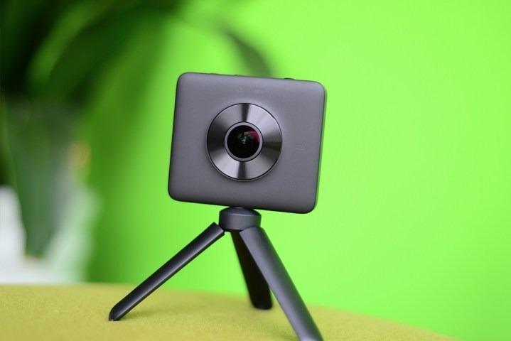 Mi Sphere - Câmera 360º da Xiaomi