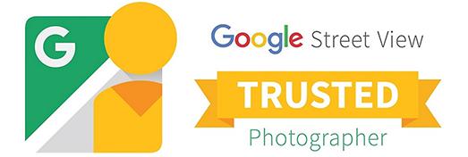 Certificação de Confiança do GOOGLE Street View