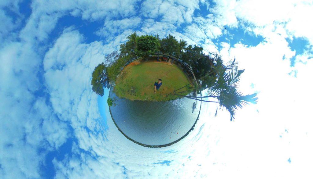 Panorâmicas 360º esféricas - TinyPlanet