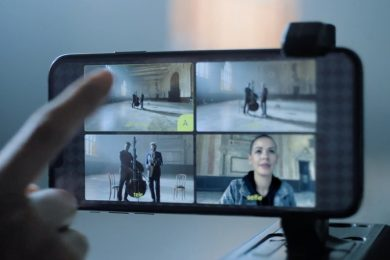 Fimic Pro com captura multi-câmeras