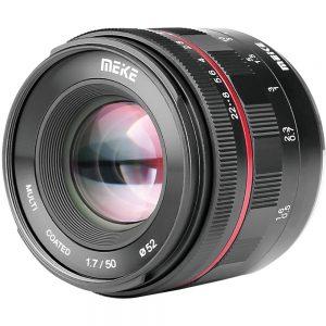 Lente Meike 50mm f/1.7