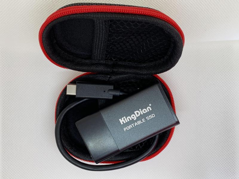 SSD KingDion - Solução atual para meu fluxo de trabalho