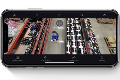 Melhor alternativa para remover objetos em fotos 360º sem utilizar um computador