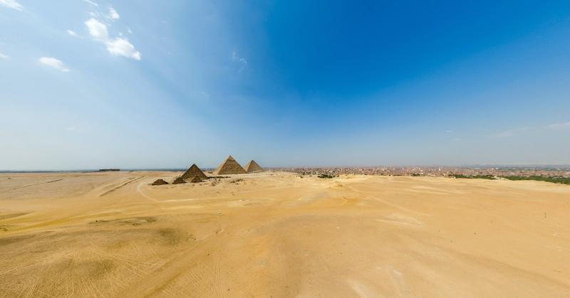 Egito em 360º