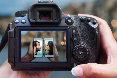 Dicas de presentes para namorados videomakers