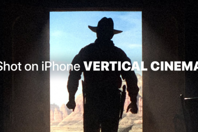 Apple divulga filme gravado no iPhone em modo vertical