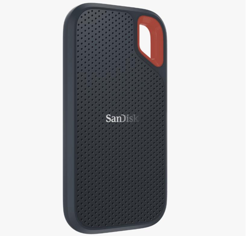 SSD Portátil SanDisk Extreme®
