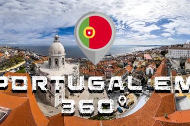 Alguns tour virtuais para conhecer Portugal em 360º