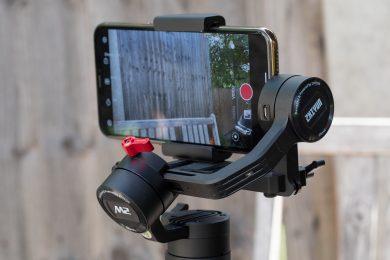 Como escolher um gimbal para smartphones