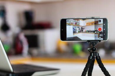 Como utilizar o seu smartphone como webcam