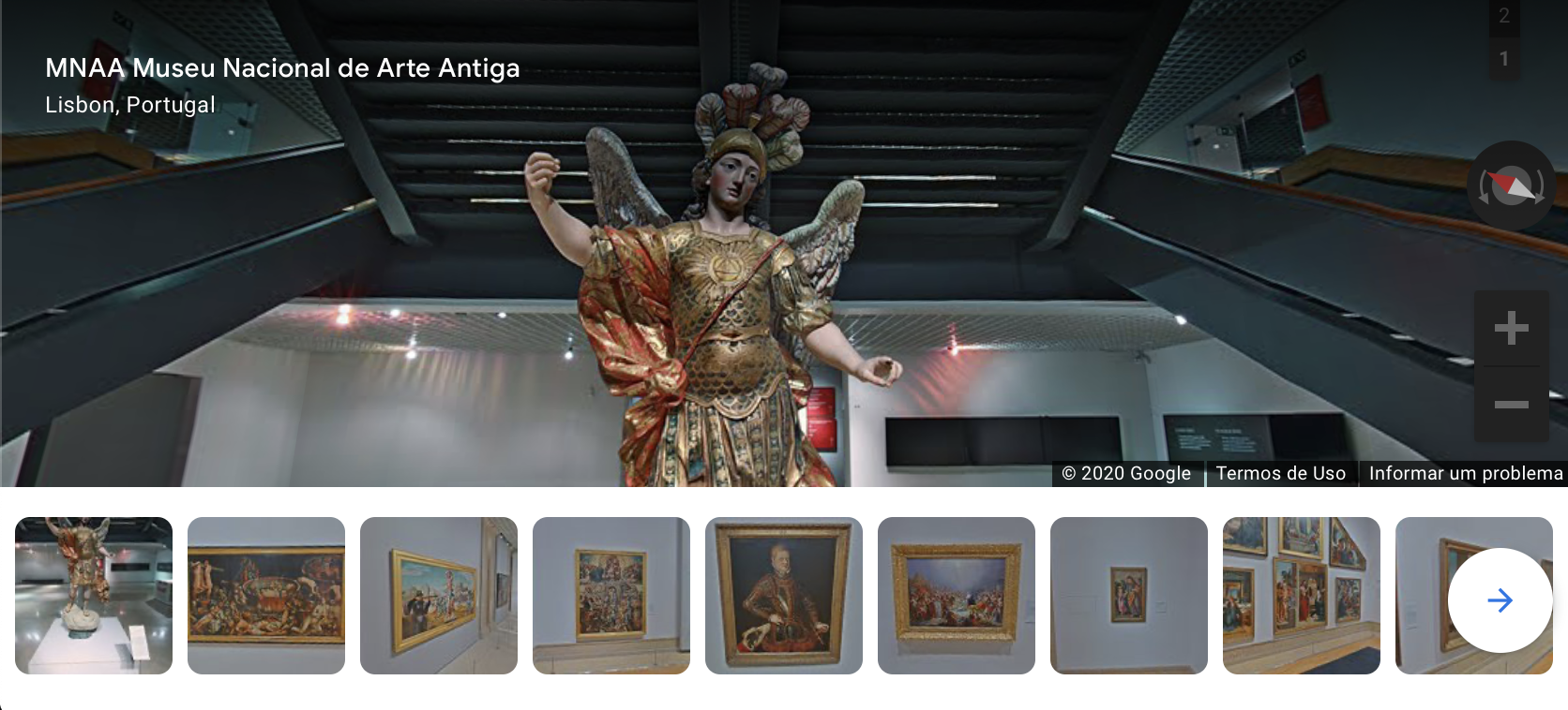 Museu Nacional de Arte Antiga