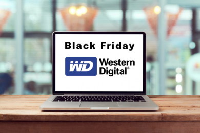 Black Friday western digital