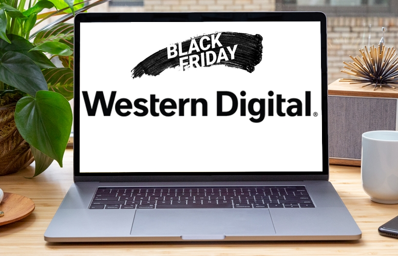 Western Digital na Black Friday e Cyber Monday