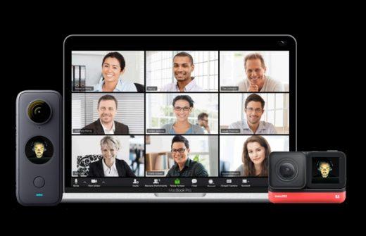 Insta360 One R como webcam e suas vantagens