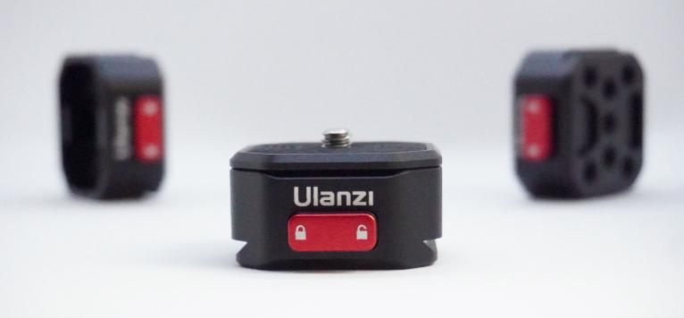 Ulanzi Claw Quick Release Set