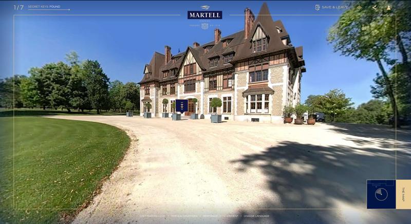 Martell - Château de Chanteloup