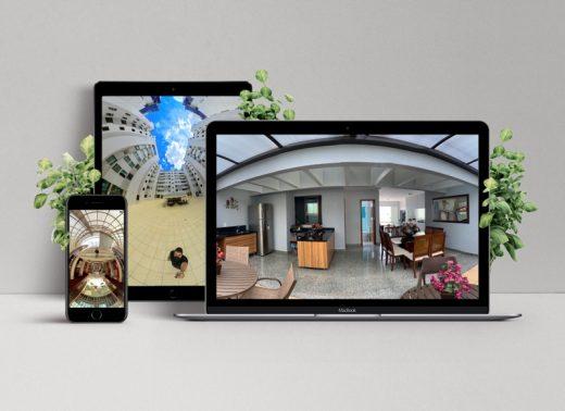 NPossibilidades agora também é provedor autorizado de tours virtuais 360º