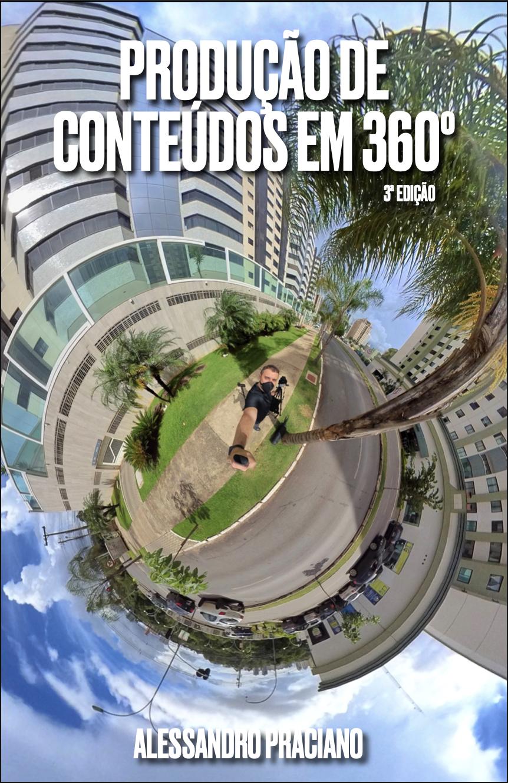 Produção de conteúdos em 360º