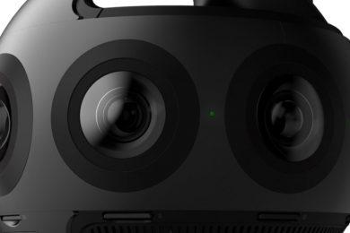 Qual a melhor opção para fotografia imersiva? Camera 360º ou DSLR?