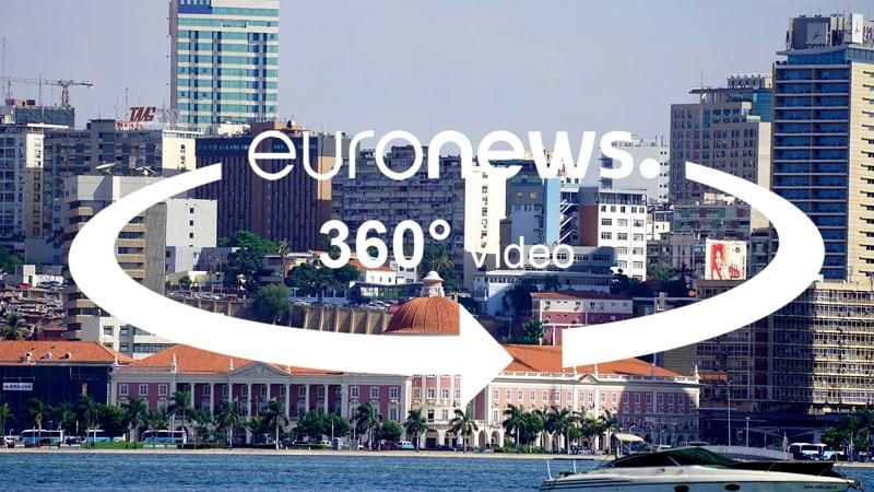Reportagens em 360º na Euronews