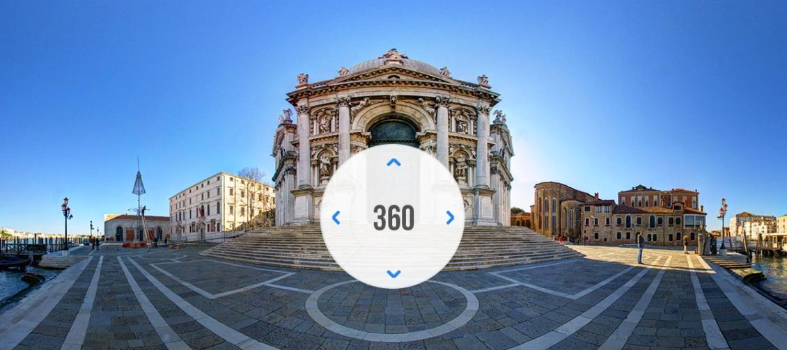 Quando usarvídeos 360°?