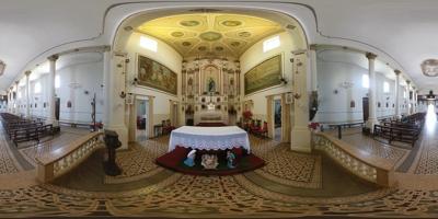 Igreja Matriz de São Manuel - SP