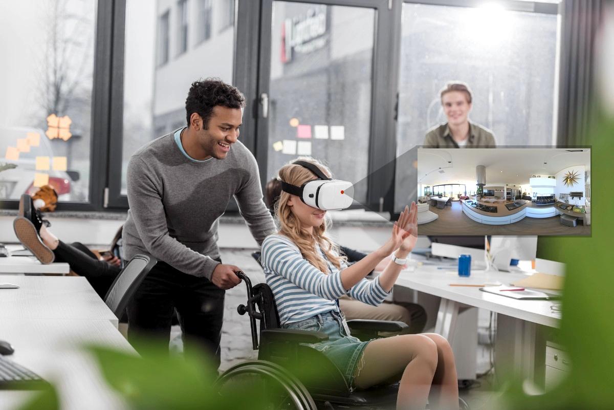 Produção audiovisual para marketing imobiliário