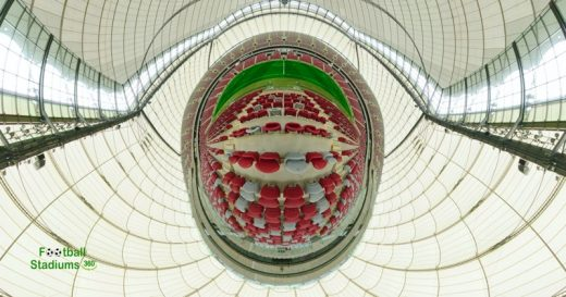 Football Stadiums 360°