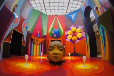 Tour virtual – Exposição OSGEMEOS- Segredos