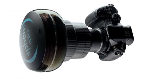 Sphere Pro, uma lente 360º para câmeras DSLR