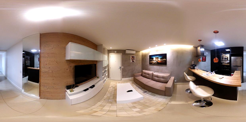 Produção de vídeo 360º para o mercado imobiliário