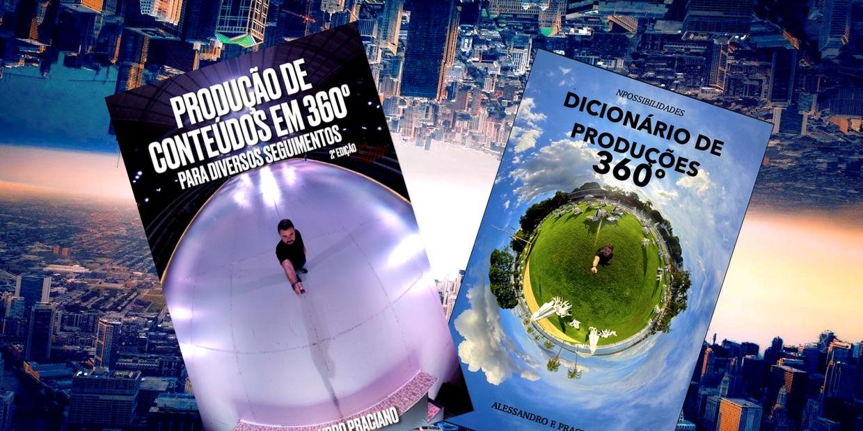 Livro - Produção de conteúdos 360º